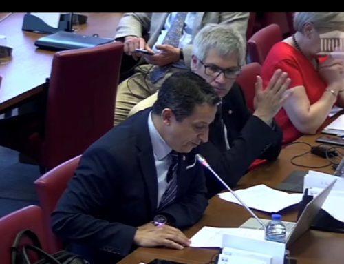 Mon intervention sur la réforme des retraites pour le compte du groupe LaREM