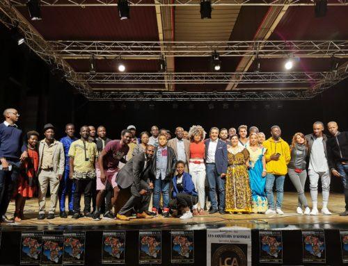 La grande nuit africaine, Une soirée culturelle haute en couleur !