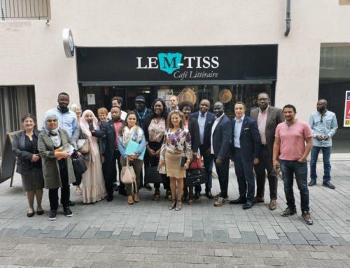 Rencontre avec les associations mobilisées contre les discriminations