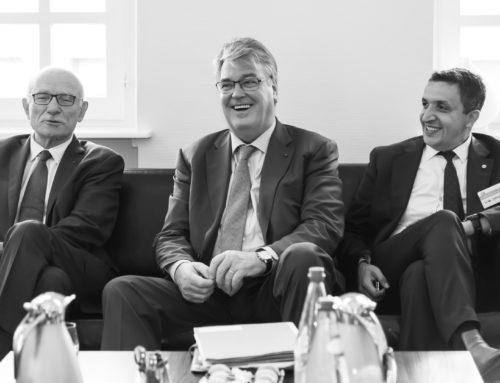 Metz: Débat sur la réforme des retraites avec Jean-Paul Delevoye