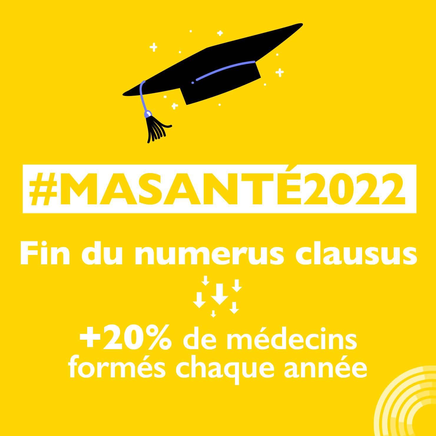 ma-santé-2022-fin-du-numerus-clausus