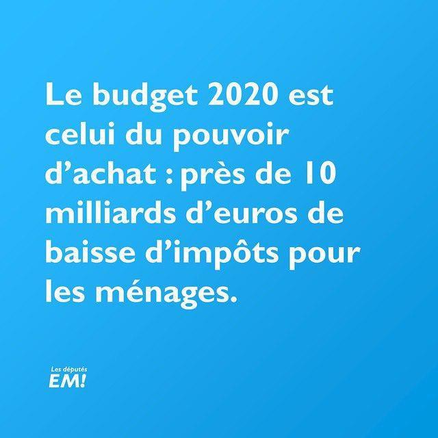 Budget-2020-baisse-impôts