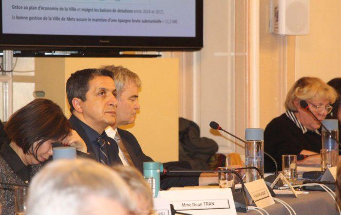commission-député
