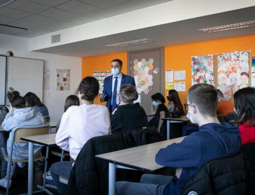 Une demi-journée consacrée à la citoyenneté au Collège Paul Verlaine de Maizières Lès Metz