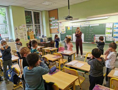 Expérimentation des activités physiques à l'École élémentaire de Lorry-lès-Metz