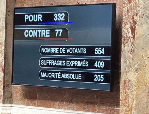 Le projet de loi Climat et Résilience adopté en première lecture à l'Assemblée nationale !