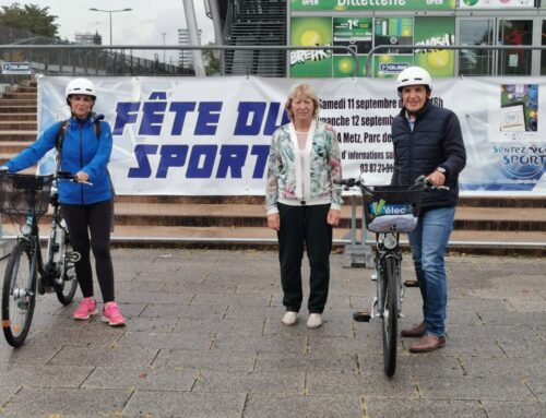 « Derniers kilomètres à vélo » – acte 3