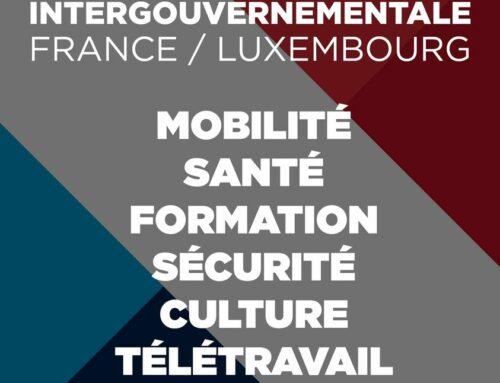 Conférence intergouvernementale entre la France et le Luxembourg